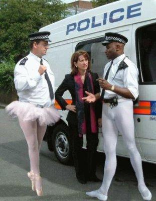 Полицейские баллеро