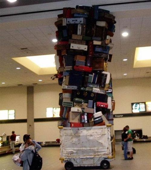 Приёмщик багажа