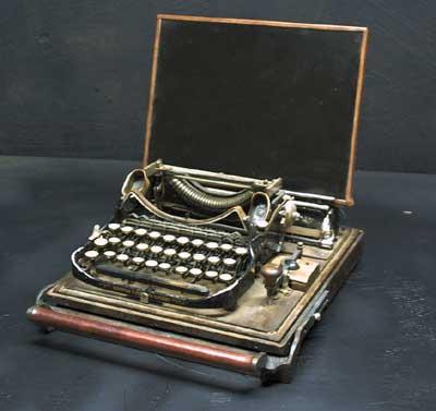 Ноутбук 20 века