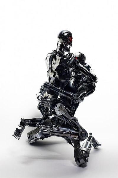 фото поз Камасутры, роботы