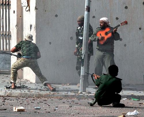 Войска музыкальной поддержки