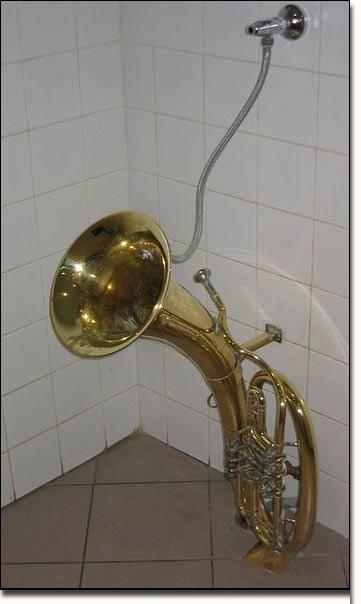 Унитаз труба
