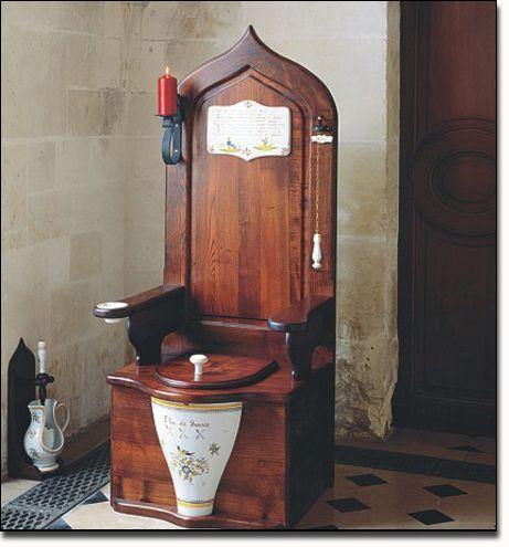 Туалет папы римского