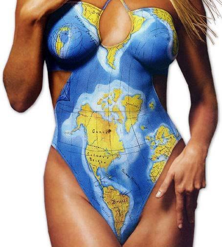 Девушка это планета