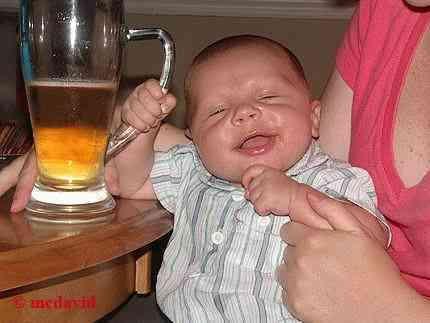 Меленький алкоголик