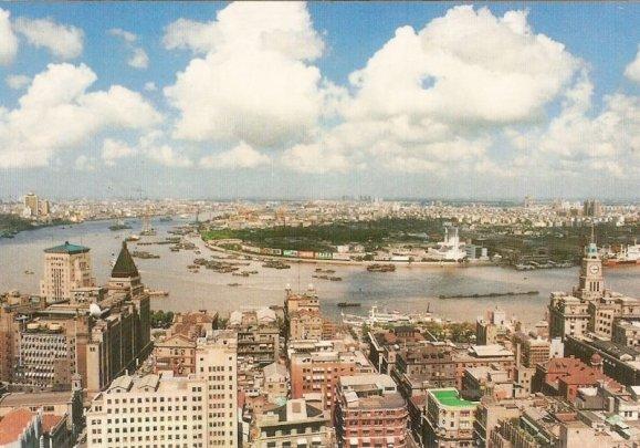 Шанхай 1990