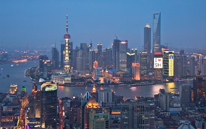 Шанхай 2010